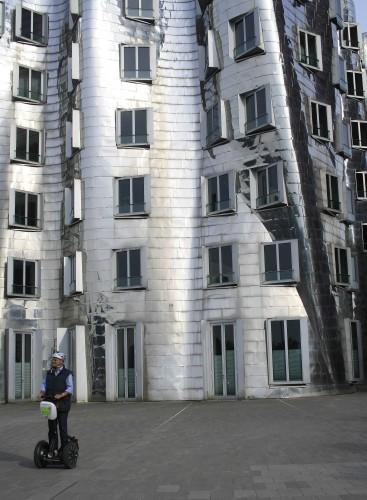 Düsseldorf, mijn kleinzoon in 2080?